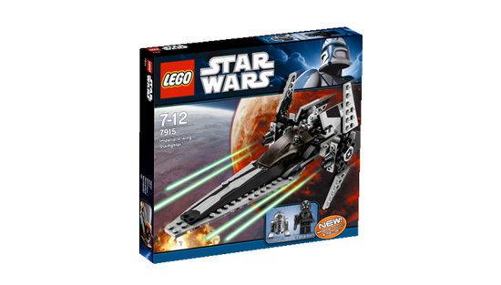 LEGO Star Wars Imperial V-wing Starfighter - 7915