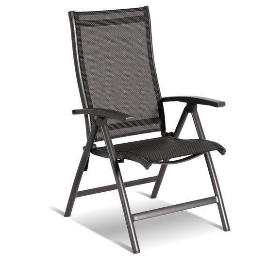 bol com   Hartman Sienna verstelbare stoel aluminium Xerix
