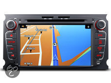 Ford Mondeo Focus S-Max navigatie multimedia autoradio systeem Eonon D5119ZE