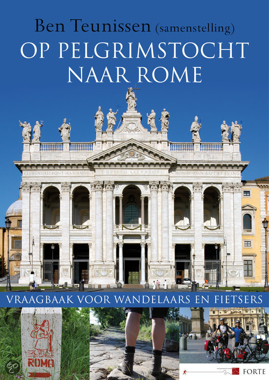 Op pelgrimstocht naar Rome