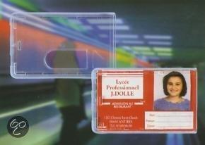 Kaarthouder type 22 / ID Bagdehouder / OV chipkaarthouder / Cardholder / Badgeholder / Oyster Card Holder / Oystercard case