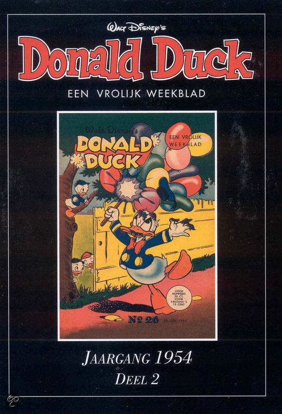 Donald Duck / Jaargang 1954 deel 2