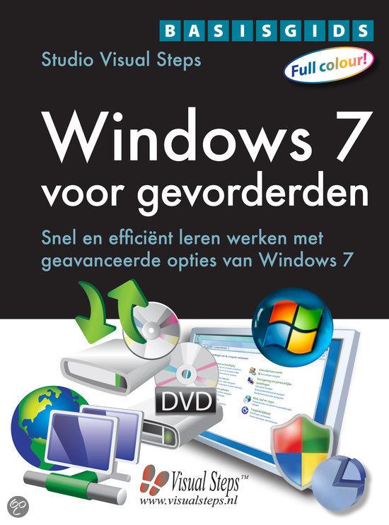 Basisgids Windows 7 Voor Gevorderden