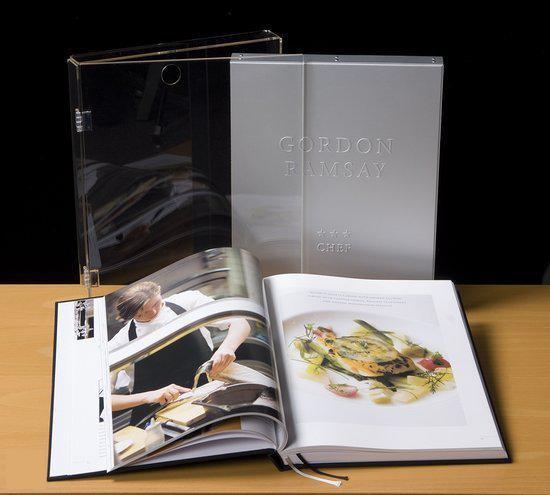 Driesterren Chef, luxe editie