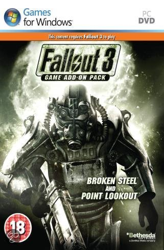 Fallout 3: Broken Steel and Point Lookout - PC