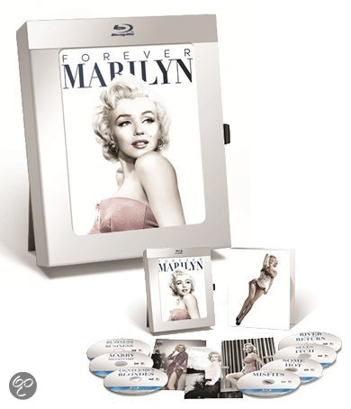 Marilyn 50th Anniversary Collection (Blu-ray)