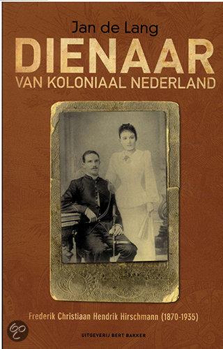 Dienaar van koloniaal Nederland