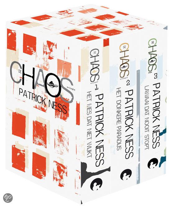 Chaos trilogie-cassette