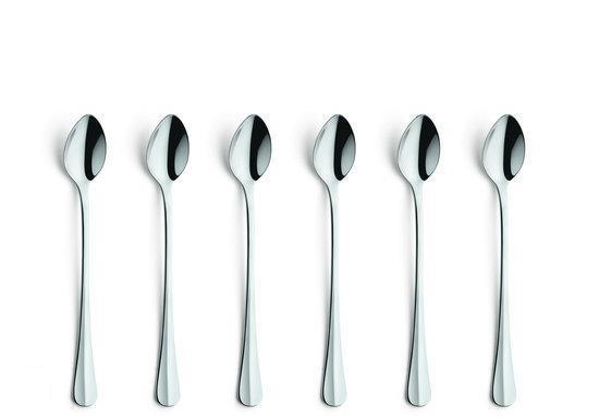 Amefa Baguette Sorbetlepels - 19 cm - 6 stuks