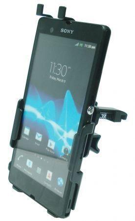 Houder voor in het ventilatierooster voor de Sony Xperia Z