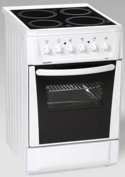 exquisit elektrisch fornuis ecm 5. Black Bedroom Furniture Sets. Home Design Ideas