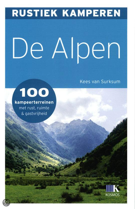 Rustiek kamperen / de Alpen