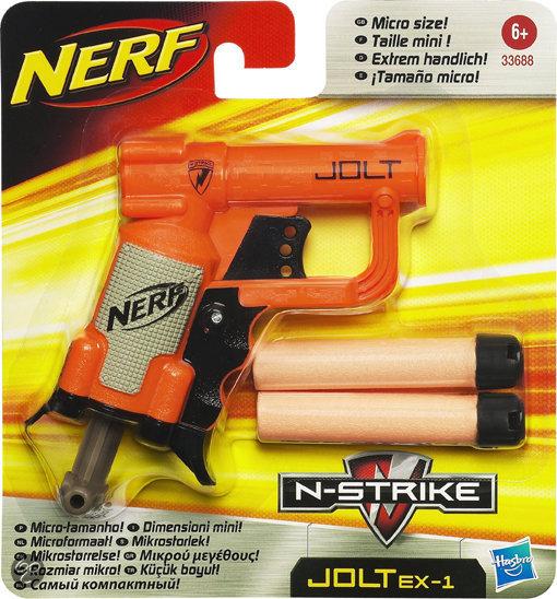 Nerf N-Strike Jolt Ex-1 - Blaster