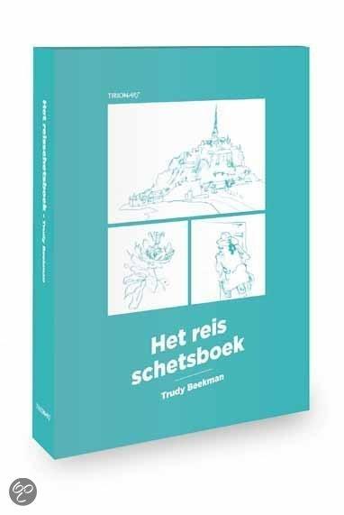 Het reis schetsboek + Schetsblok