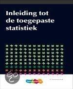 Inleiding Tot De Toegepaste Statistiek