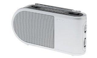 Radio FM SONY ICF304L GRIS