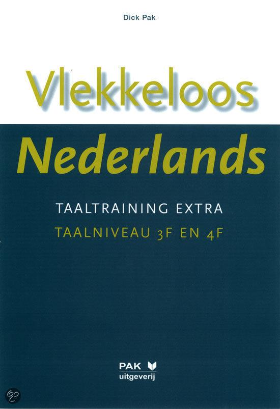 Vlekkeloos Nederlands / Taaltraining extra