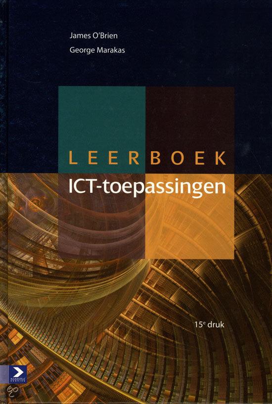 Leerboek ICT-toepassingen