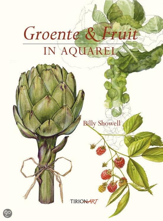Groente & Fruit In Aquarel