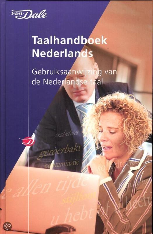 Taalhandboek Nederlands