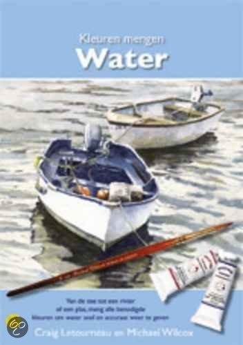 Kleuren Mengen Water