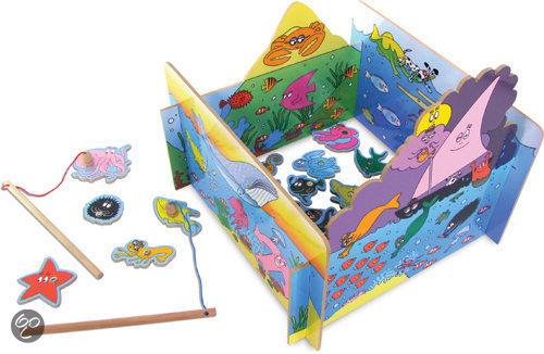 Afbeelding van het spel Barbapapa visspel van hout