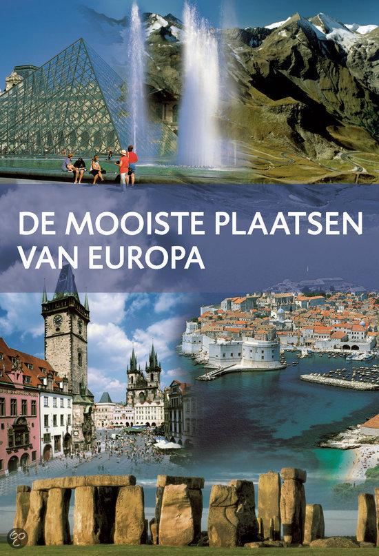De mooiste plaatsen van Europa