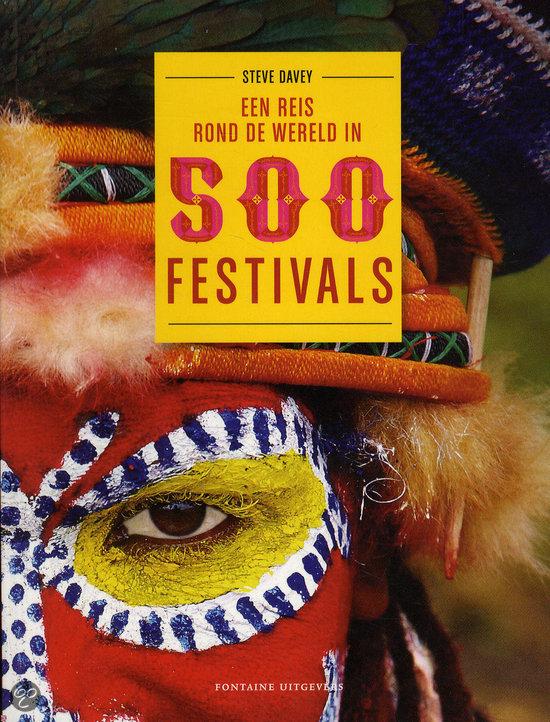 Een reis rond de wereld in 500 festivals