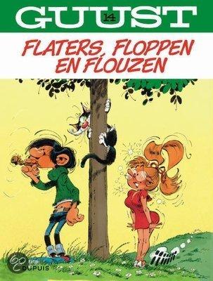 Guust Flater: 014 Flaters, floppen en flouzen