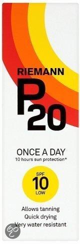 p50 zonnebrand