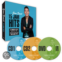 15 Jaar Hits (2CD+DVD)