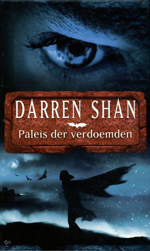 De Saga van Larten Crepsley: Het paleis der verdoemden – Darren Shan