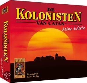 Afbeelding van het spel De Kolonisten Van Catan Mini-Editie