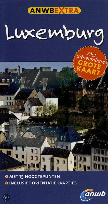 ANWB reisgids Luxemburg