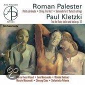 Petite Serenade/String Trio No.2/Serenade For...