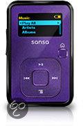 Baladeur MP3 SANDISK SANSA CLIPPLUS  NOIR 4GO