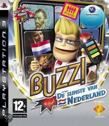 Buzz: De Slimste van Nederland + 4 Buzzers