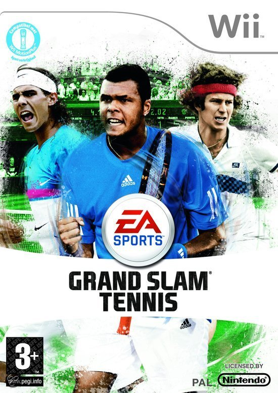 Sports: Grand Slam Tennis kopen