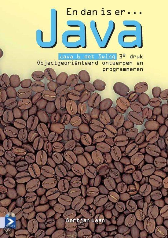 En dan is er Java / Java 6 met Swing
