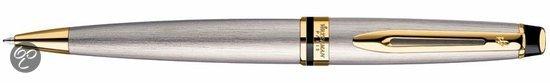 Waterman Expert Metallic GT Balpen - Medium Penpunt - Blauwe inkt