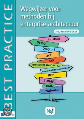Wegwijzer voor methoden bij enterprise-architectuur - 2de herziene druk