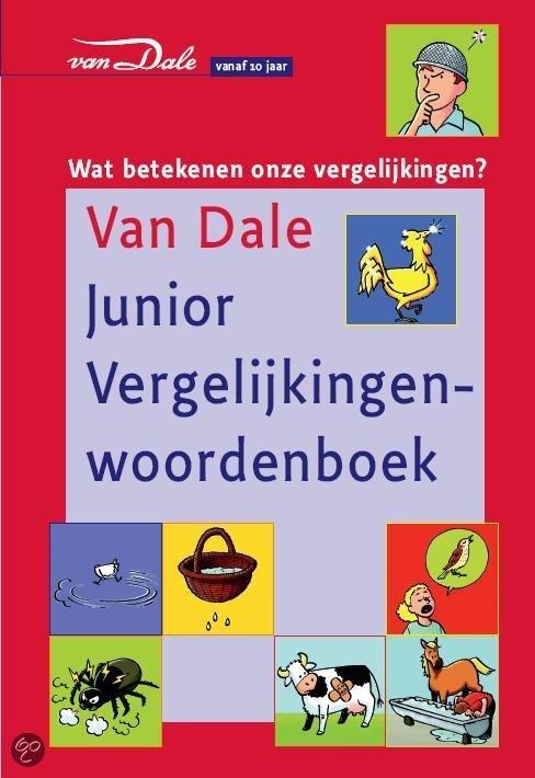 Van Dale Junior Vergelijkingenwoordenboek
