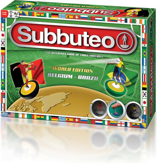 Afbeelding van het spel Subbuteo World Edition - Voetbalspel