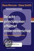 De Acht Principes Voor Effectief Ondernemerschap