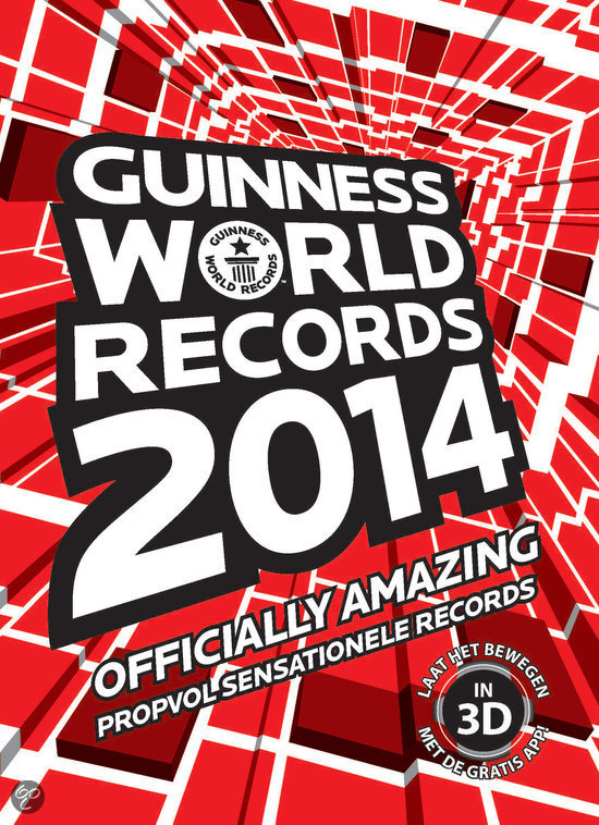 Guinness world records / 2014