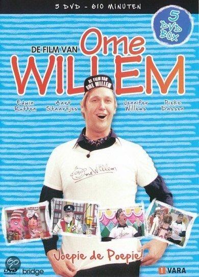 Film Van Ome Willem 1 t/m 5