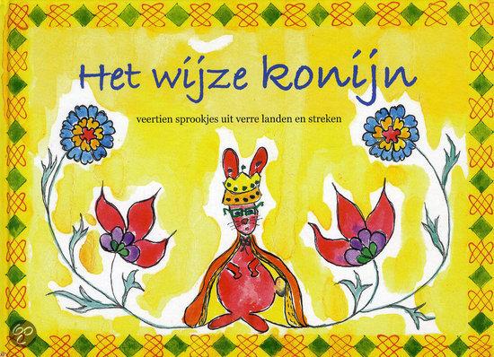 Sprookjesboek Het wijze konijn + luister-CD