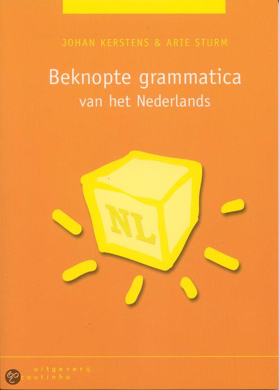 j-kerstens-beknopte-grammatica-van-het-nederlands