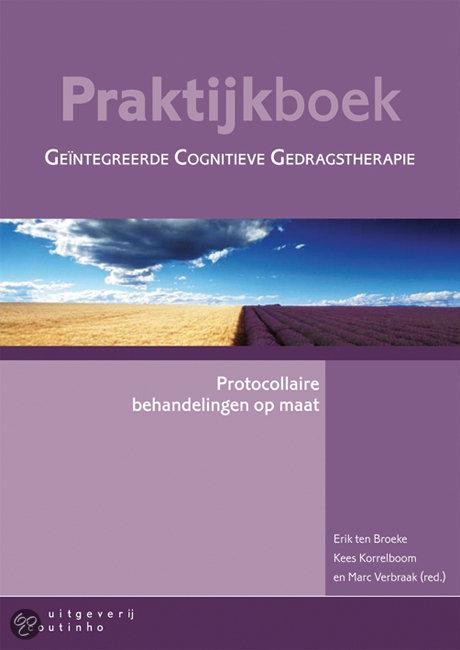 Praktijkboek geintegreerde cognitieve gedragstherapie