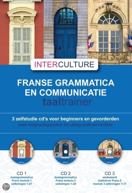 Interculture / Franse grammatica en communicatie / deel Taaltrainer